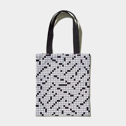 Picture of Crossword Puzzle Bag