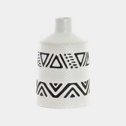 Picture of White Vase Tribal