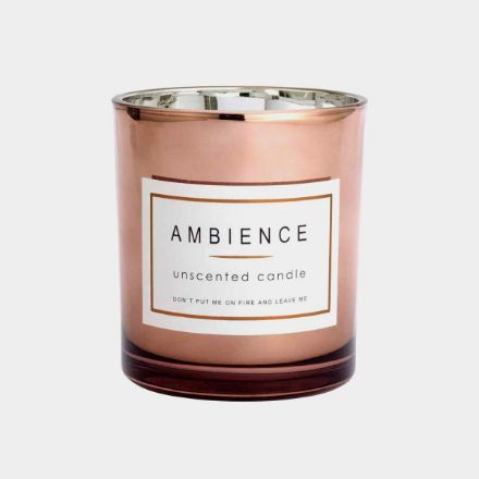 Picture of Candle Ambience Unscented Candle
