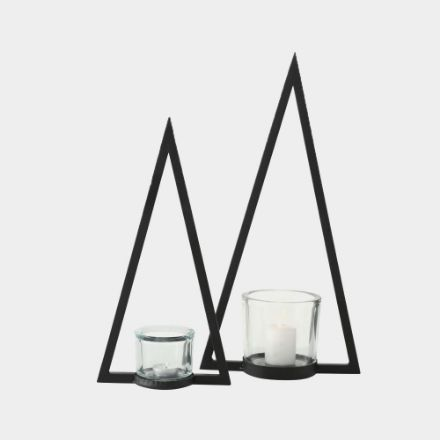 Picture of Candle Stand Triangle