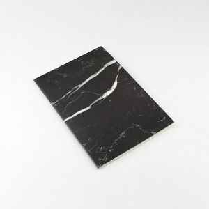 Picture of Marble Notebook Mono - Black